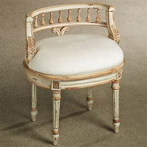 Unusual bathroom vanity chairs designs decofurnish for Bathroom vanity stools or chairs