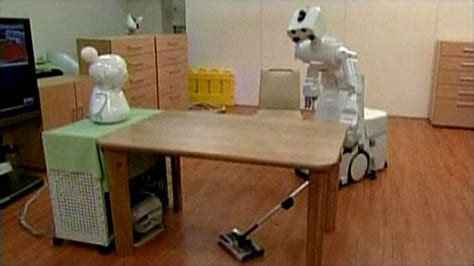 Japan's Housekeeping Robots