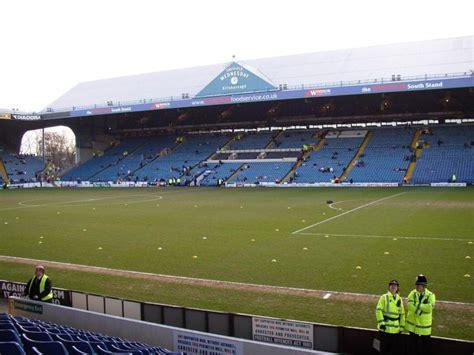 hillsborough stadium sheffield  stadium guide