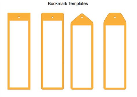printable bookmark template blank bookmark template 135 free psd ai eps word pdf format free premium