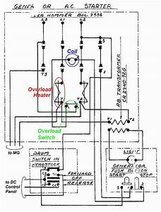 Electrically Held Contactor Wiring Diagram