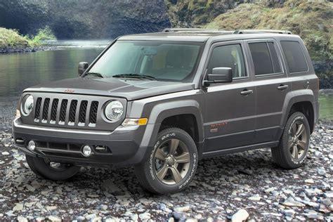 2017 Jeep Patriot Pricing For Sale Edmunds