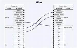 terminal block wiring diagram somurichcom With phone wiring block