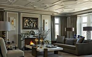 Luxury Interiors - A Shade Of Grey For Your Interior