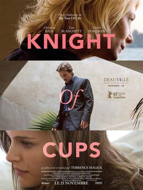 knight  cups la critique du dernier terrence malick