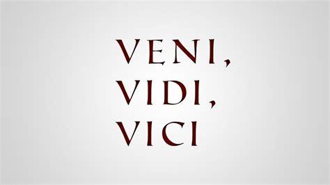 Veni, Vidi, Vici By Martinblaaberg On Deviantart