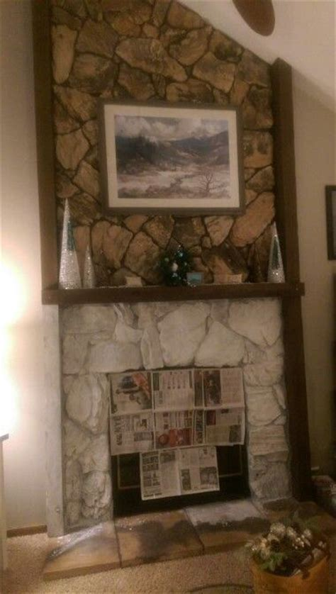 lava rock fireplace lava rock fireplaces and paintings on