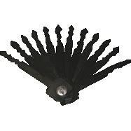 jiggler key templates ford 8 10 cut automotive jiggler set lockpickshop