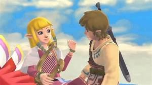"Link and Zelda ""Love Story""-Skyward Sword - YouTube"