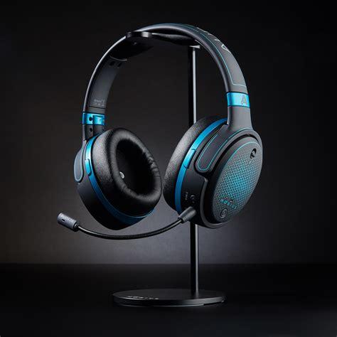 Mobius 3D Gaming Headphones // TOMO Bundle // Team Blue ...