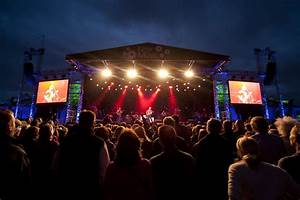 Outdoor gigs and open-air concerts in London