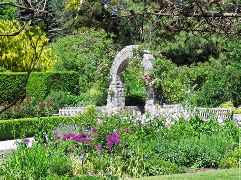 La Roseraie Du Jadin Botanique  Jardin Nature Photo