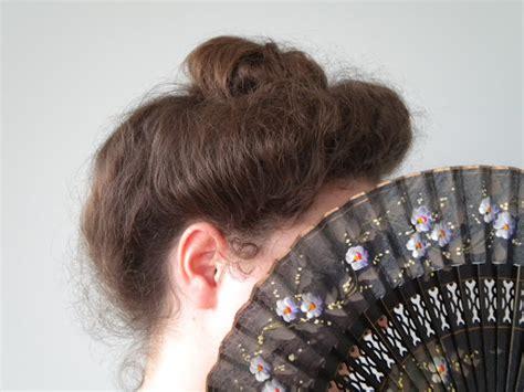 gibson girl hairstyle locksofelegance