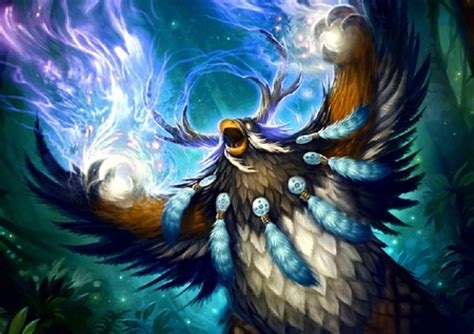 Spirit Animal Wallpaper - animal spirit 3d and cg abstract background wallpapers