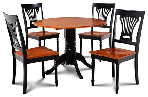 burlington 5 set kitchen table and 4 dining chairs