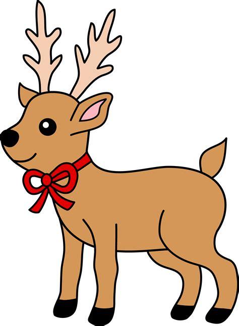 Best Reindeer Clipart #22127 - Clipartion.com