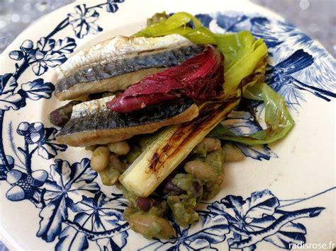 cuisiner le maquereau frais les résistants restaurant en circuit court radis