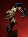 Aztec Jaguar Warrior | Miniset.net - Miniatures Collectors ...