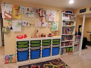 Idée Rangement Salle De Jeux : meubles rangement jeux ~ Zukunftsfamilie.com Idées de Décoration