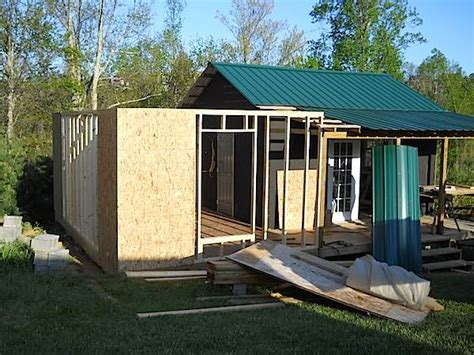building a small house how to build a mortgage free small house for 5 900