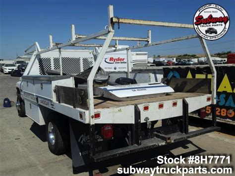 Used Dodge Ram by Used Parts 2002 Dodge Ram 3500 5 9l Diesel Subway Truck