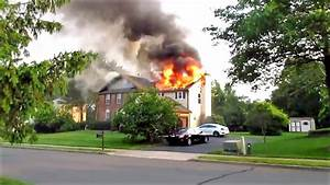 Arrival Video At New Jersey House Fire