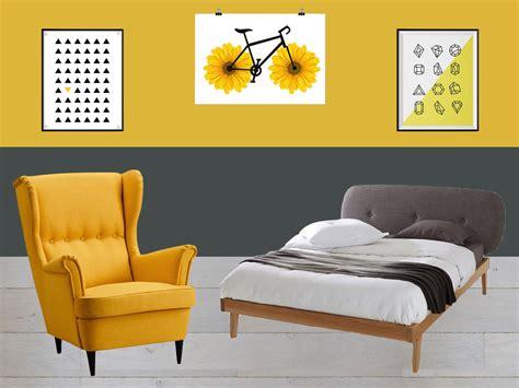 chambre et gris chambre jaune et gris id 233 es et inspiration d 233 co clem around thecorner