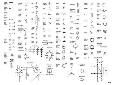 electrical symbols house wiring diagrams wiring library