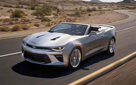 Convertible Camaro by 2016 Chevrolet Camaro Convertible Priced From 33 695