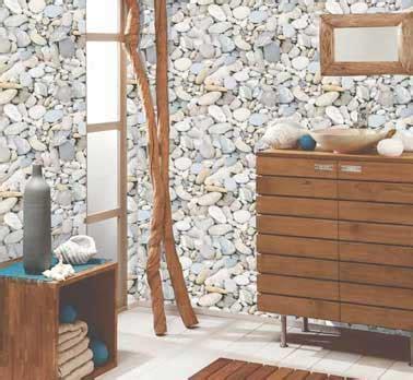 bain de si鑒e déco salle de bain papier peint déco sphair