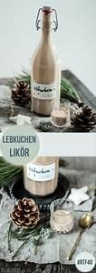 Weihnachtsgeschenke Selber Machen : das beste rezept f r lebkuchenlik r ~ Buech-reservation.com Haus und Dekorationen
