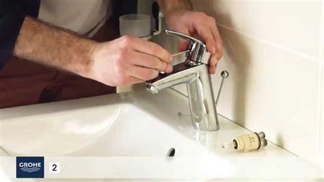 grohe mitigeur cuisine douchette comment changer facilement une cartouche d 39 un mitigeur