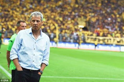 Borussia Dortmund Appoint Lucien Favre As New Manager With Deal Until 2020