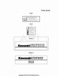 Kawasaki Fd731v