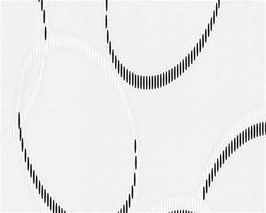 Vliestapete Weiss überstreichbar : vliestapete berstreichbar design wei schwarz ap pigment ~ Michelbontemps.com Haus und Dekorationen