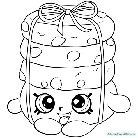 Kleurplaat Mc2 by Shopkins Season 6 Drawing At Getdrawings Free For