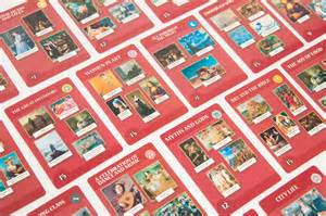 Art Board Game For Adults Offers Players The Chance To Be