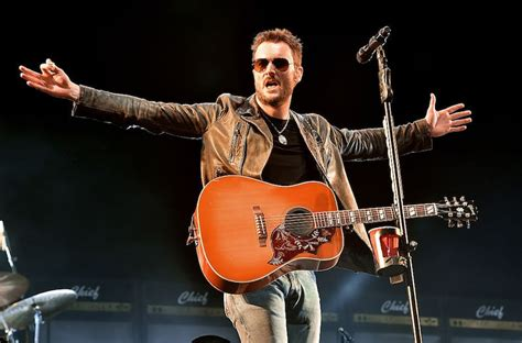 Eric Church Unveils Cinematic New Video For 'desperate Man
