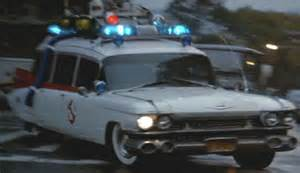Ecto Ghostbusters Car Movie