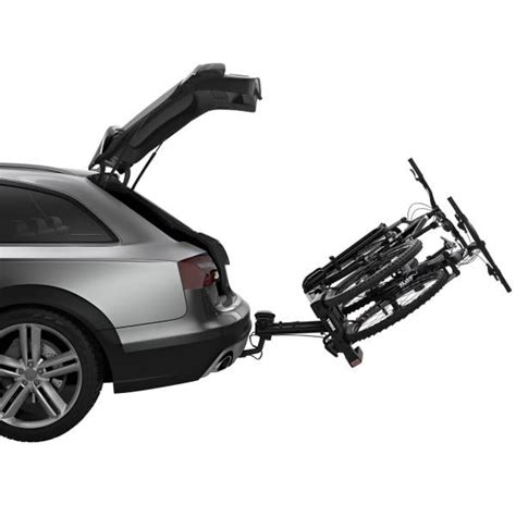 thule easyfold 933 thule easyfold xt 933 2 bike towball carrier probikeshop