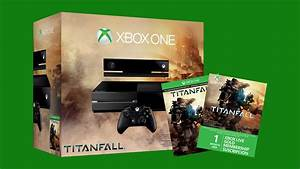 Titanfall Xbox One Limited Edition Bundle Revealed ...
