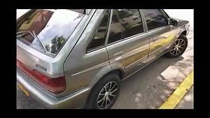 Mazda 323 Hs Gris