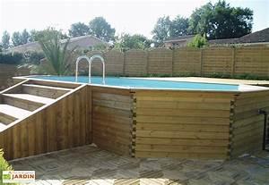 piscine hors sol bois prix prix piscine hors sol en bois With attractive leroy merlin piscine bois 2 bien choisir sa piscine hors sol leroy merlin