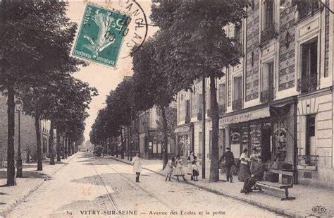 bureau de poste vitry sur seine vitry sur seine recherche de cartes postales geneanet