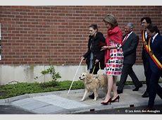 Visite de la Reine Mathilde 280415