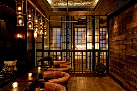 deco cuisine york celebrated bar room in central hong kong recalls