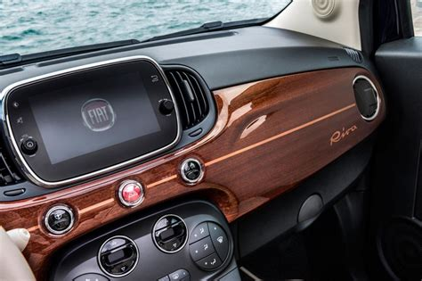 fiat 500 riva fiat s 500 riva edition brings luxury yacht inspired style