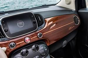 Fiat 500 Riva : fiat s 500 riva edition brings luxury yacht inspired style to city streets ~ Medecine-chirurgie-esthetiques.com Avis de Voitures