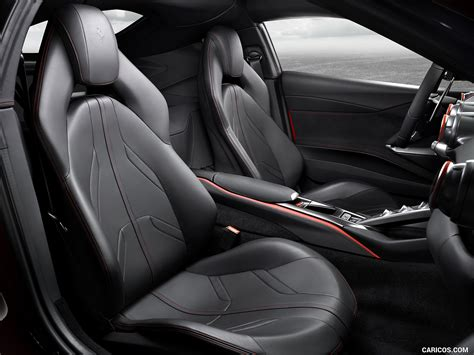 2018 Ferrari 812 Superfast Interior Seats Hd Wallpaper 8