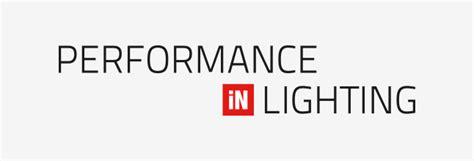 performance in lighting merkenlijst